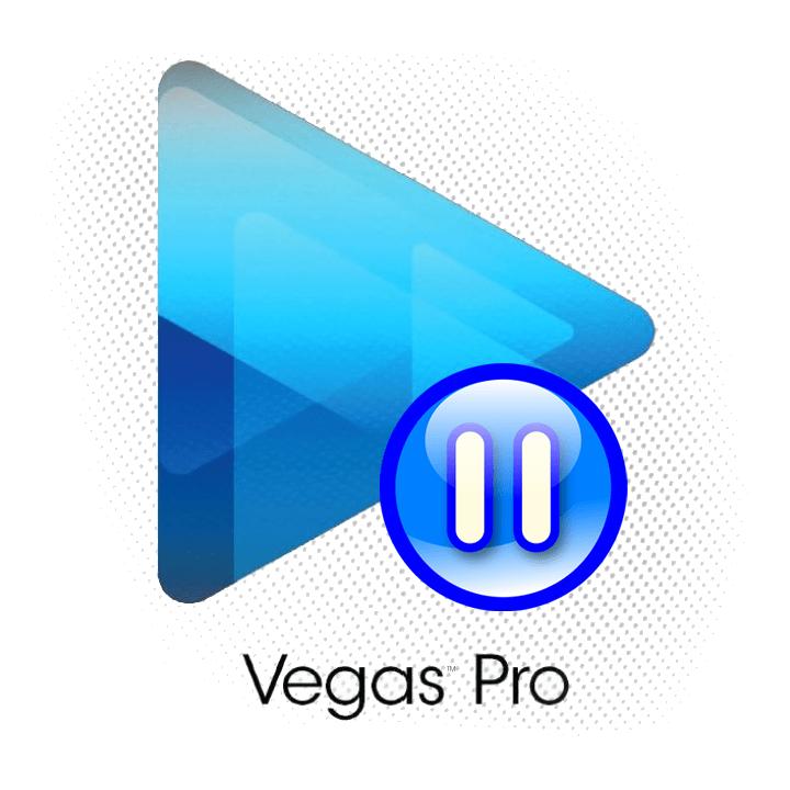 Как сделать стоп кадр в Sony Vegas