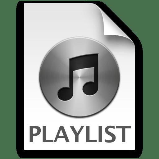 Как удалить плейлист в iTunes