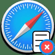 Очистка кэша Сафари на macOS и iOS