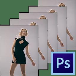Пакетная обработка в Фотошопе