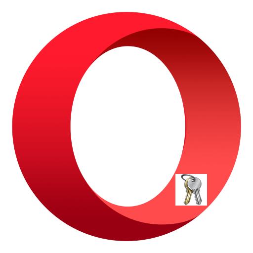 Пароли Opera