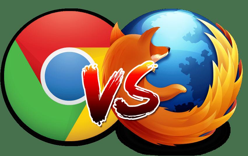 Firefox или Chrome: что лучше