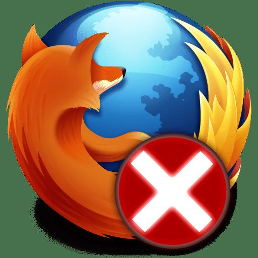 """Как исправить ошибку """"Mozilla crash reporter"""""""