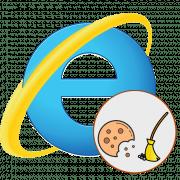 Как почистить cookies в Internet Explorer