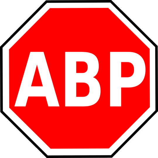Логотип Adblock Plus для Internet Explorer