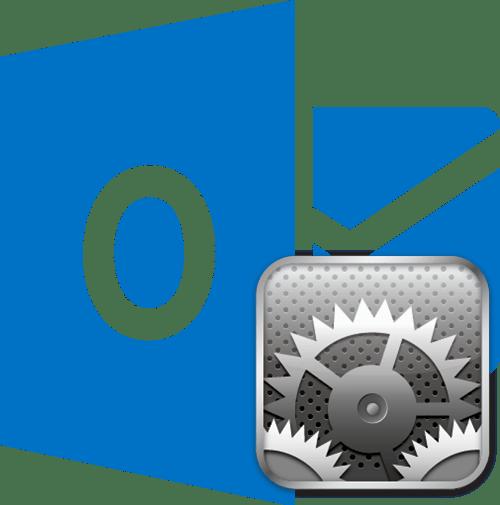 Настройка учетной записи в Microsoft Outlook