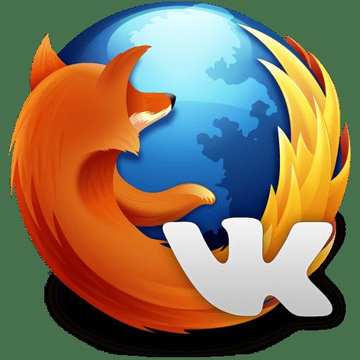 Плагины Firefox для скачивания музыки Вконтакте