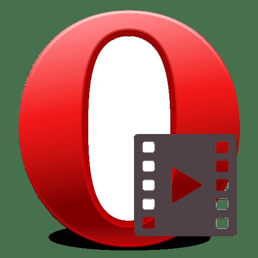Плагины для просмотра видео в Opera