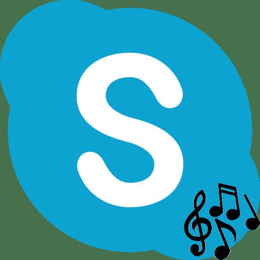 Трансляция музыки в Skype