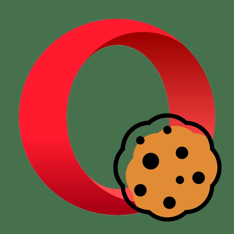 Включение куков в браузере Opera