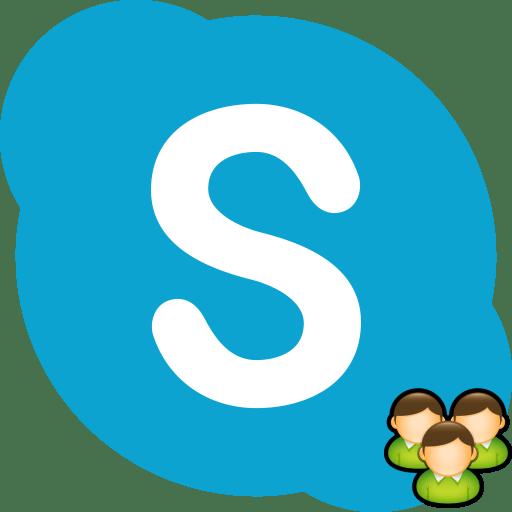 Чат в Skype