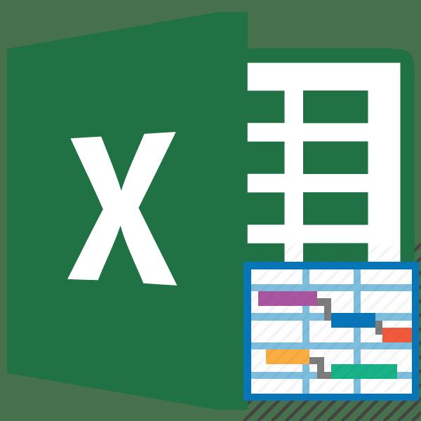 Диаграмма Ганта в Microsoft Excel