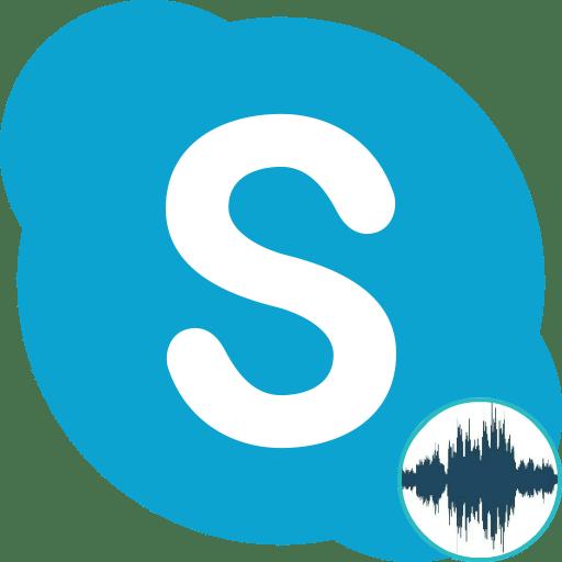Фоновый шум в Skype