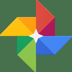 Как удалить фото из Google фото лого