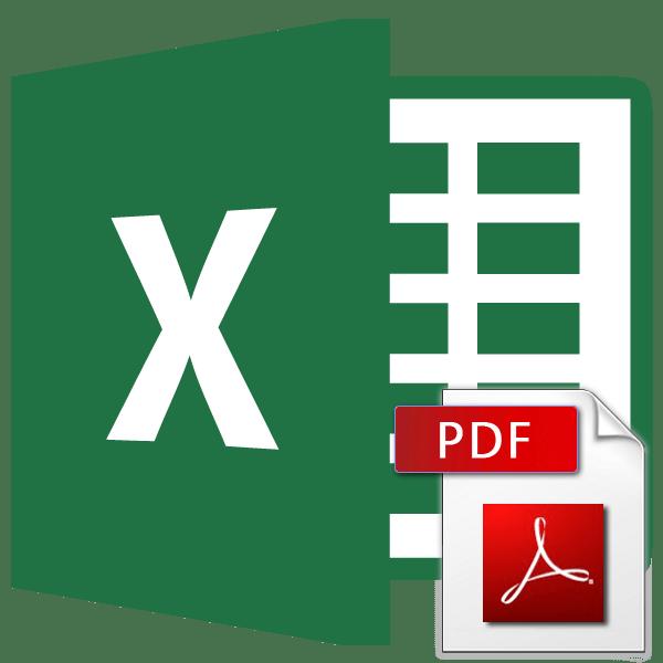 Конвертация PDF в Microsoft Excel