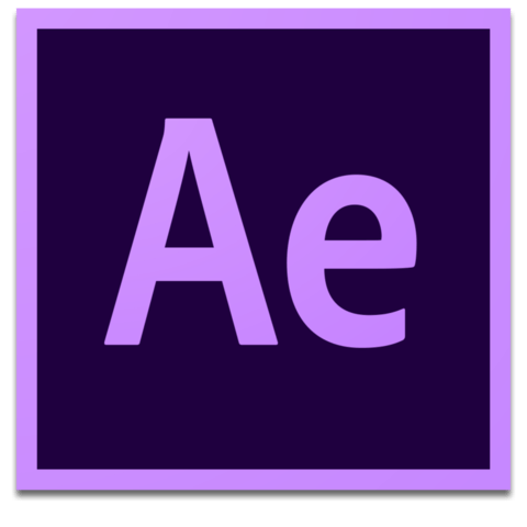 Логотип программы Adobe After Effects