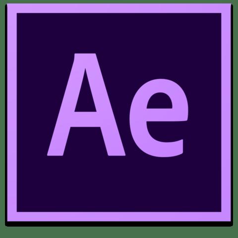 Логотип программы Adobe After Effects