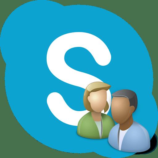 Смена пользователя в Skype