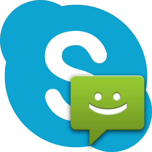 Сообщение в Skype