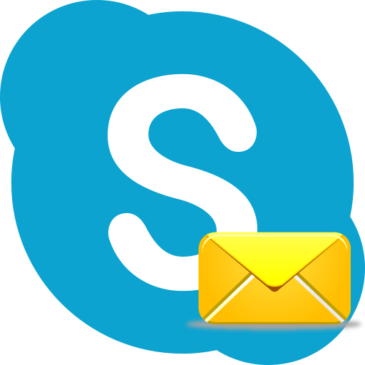 Старое сообщение в Skype