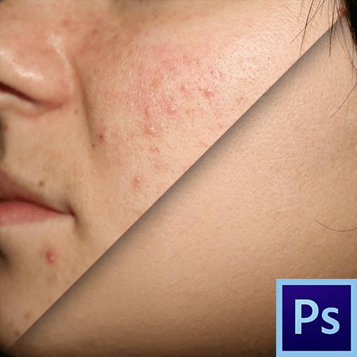 Как выравнить цвет лица в Фотошопе