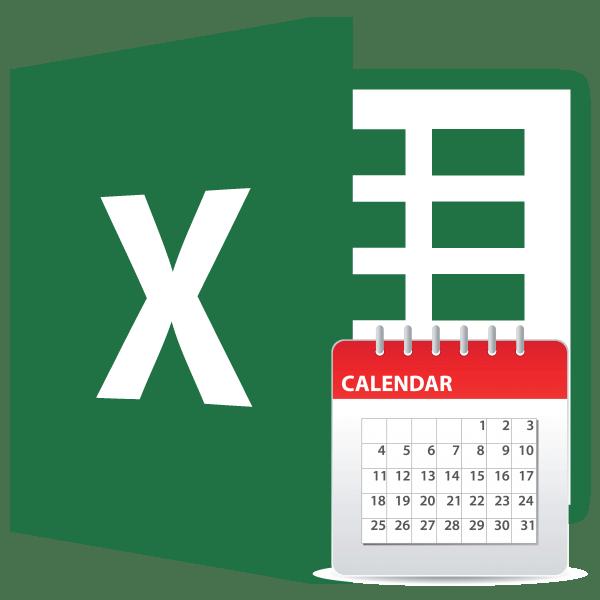Календарь в Microsoft Excel