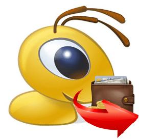 как снять деньги с Вебмани icon