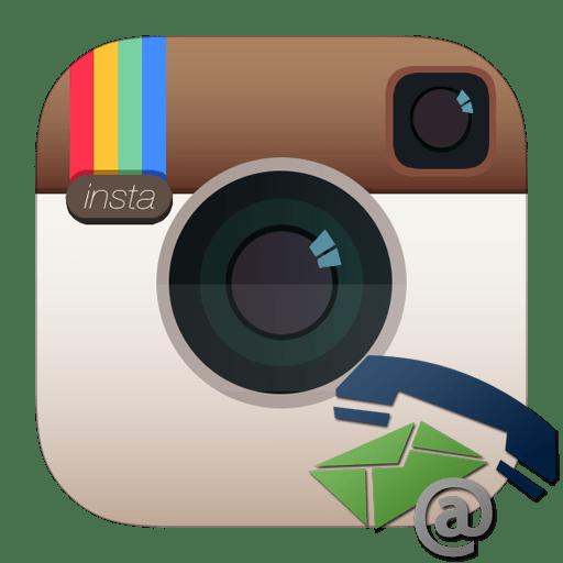 Как сделать кнопку Связаться в Инстаграм