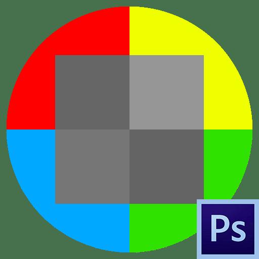 как удалить цвет в фотошопе