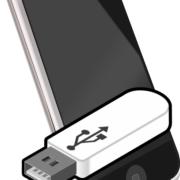 Как подключить USB-флешку к телефону