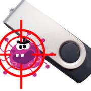Как проверить вирусы на флешке
