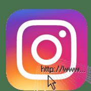Как сделать активную ссылку в Инстаграм