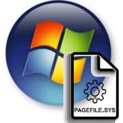 Как отключить файл подкачки Windows 7