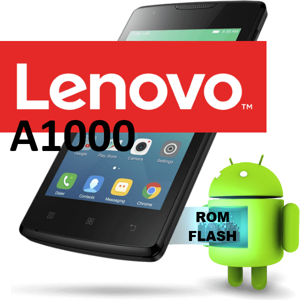 Прошивка леново а1000 через компьютер. Прошивка смартфона Lenovo A1000