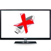 Телевизор не видит флешку что делать