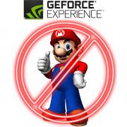 GeForce Experience не видит игры