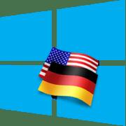 Изменение языка интерфейса в Виндовс 10
