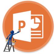 Как изменить цвет текста в PowerPoint