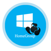 Создание домашней группы