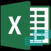 Строки объединеняются в Microsoft Excel