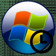 Гаджет часов в Windows 7
