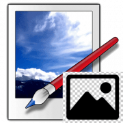 Как сделать прозрачный фон в Paint.NET