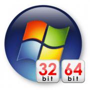 Как узнать бистность системы Windows7