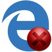 Не запускается Microsoft Edge в Windows 10