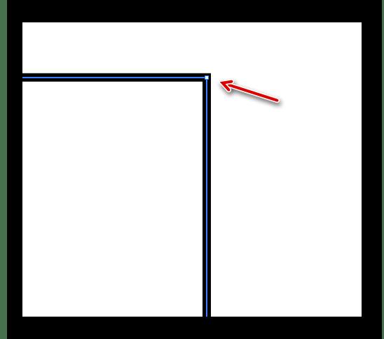 Опорная точка в Illustrator