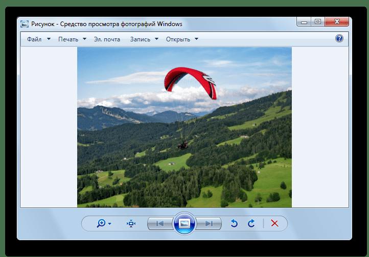 открытый файл в windows