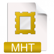 Формат MHT