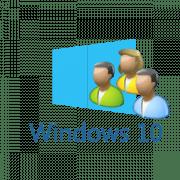 Изменение учетной записи в ОС Виндовс 10