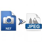 Как конвертировать NEF в JPG без потери качества
