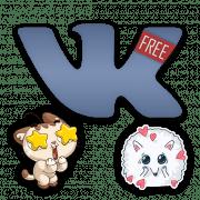 Как получить стикеры бесплатно ВКонтакте